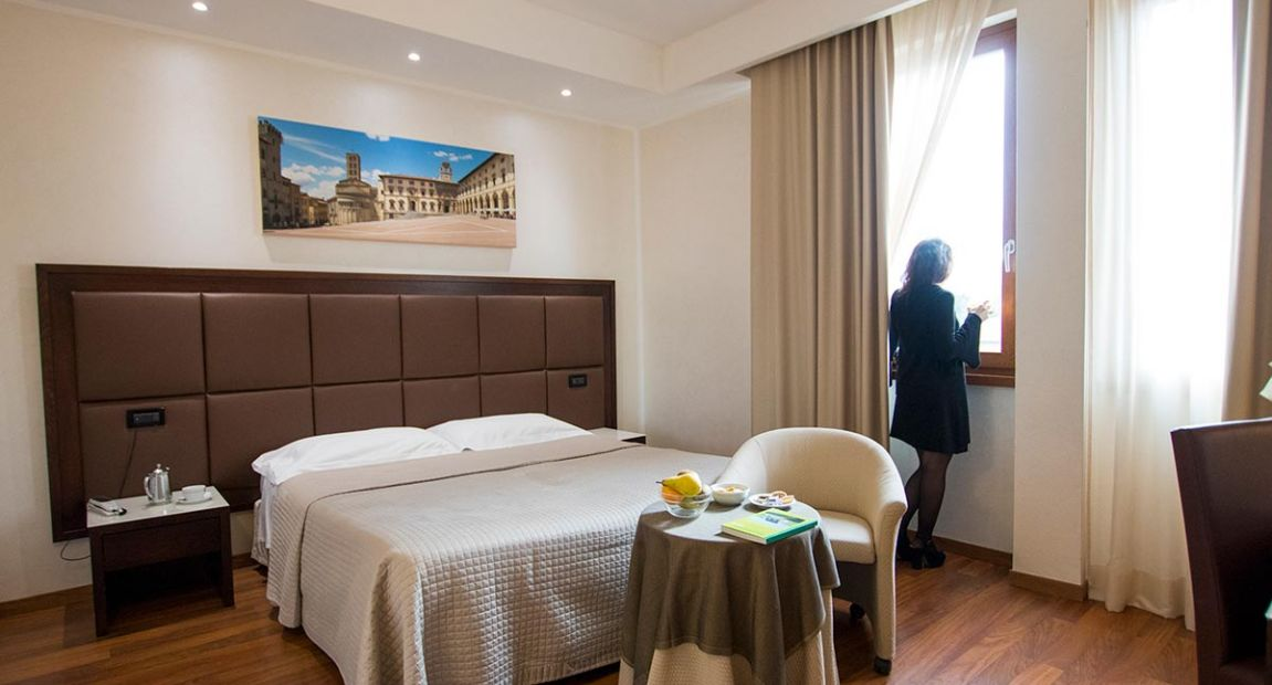 Cozy rooms to stay in the center of Arezzo