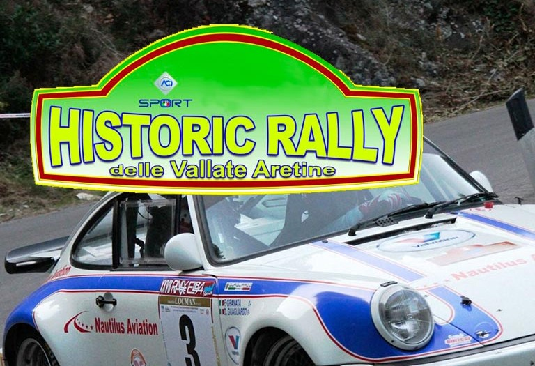 Historic Rally delle Vallate Aretine